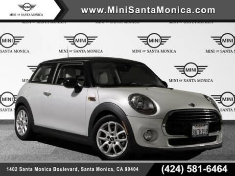 2018 MINI Hardtop 2 Door for sale at MINI OF SANTA MONICA in Santa Monica CA