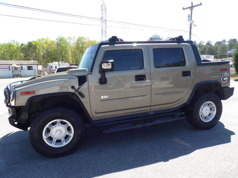 2006 HUMMER H2 SUT for sale at Cambria Cars in Mooresville NC