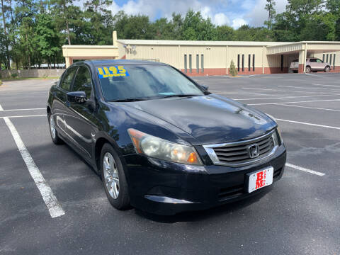 2008 Honda Accord for sale at B & M Car Co in Conroe TX