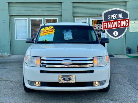 2011 Ford Flex for sale at Stark Auto Sales in Modesto CA