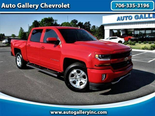 2018 Chevrolet Silverado 1500 for sale at Auto Gallery Chevrolet in Commerce GA