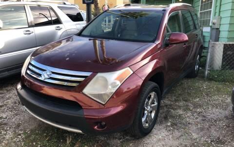 2008 Suzuki XL7 for sale at Castagna Auto Sales LLC in Saint Augustine FL