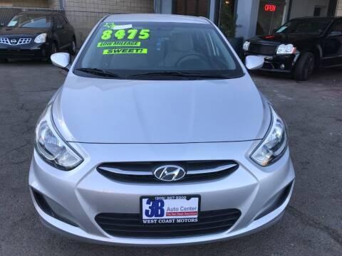 2015 Hyundai Accent for sale at 3B Auto Center in Modesto CA