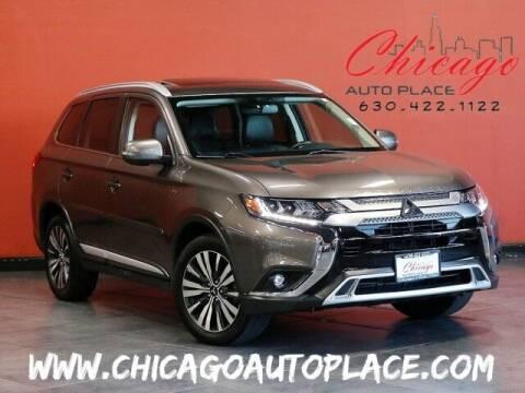2019 Mitsubishi Outlander for sale at Chicago Auto Place in Bensenville IL