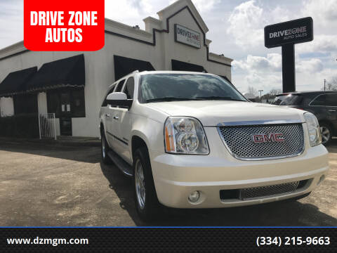 2009 GMC Yukon XL for sale at DRIVE ZONE AUTOS in Montgomery AL