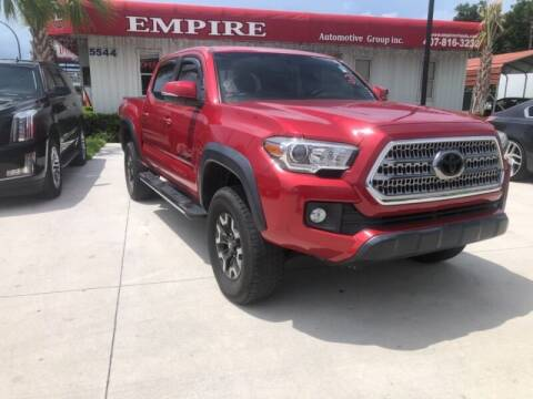 2016 Toyota Tacoma for sale at Empire Automotive Group Inc. in Orlando FL