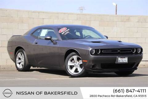2018 Dodge Challenger for sale at Nissan of Bakersfield in Bakersfield CA