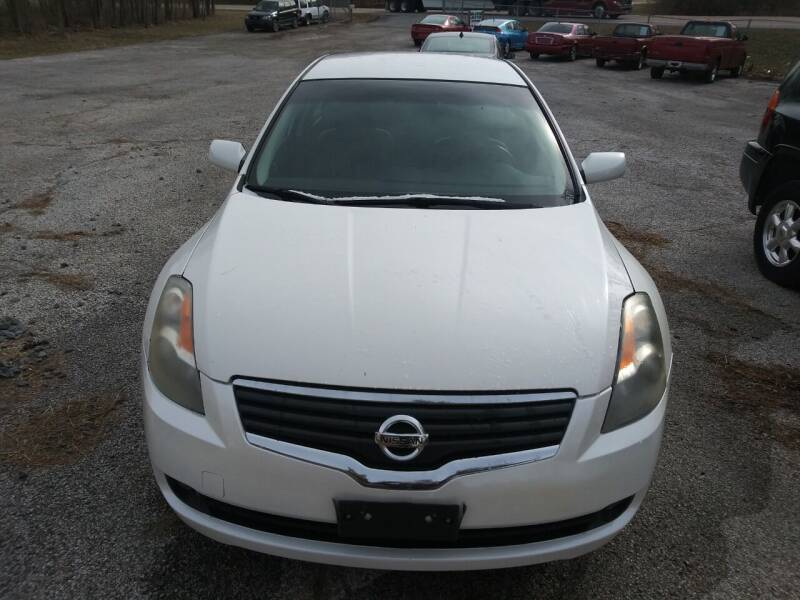 2007 Nissan Altima for sale at ELITE AUTO SOLUTIONS in Belleville IL