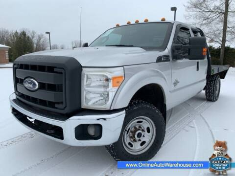 2011 Ford F-250 Super Duty for sale at IMPORTS AUTO GROUP in Akron OH