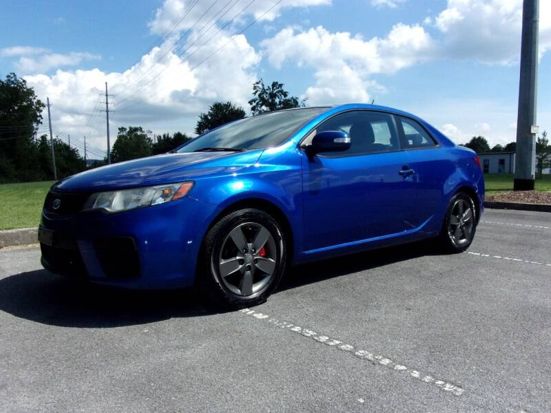 2010 Kia Forte Koup for sale at Unique Auto Brokers in Kingsport TN