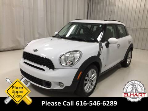 2012 MINI Cooper Countryman for sale at Elhart Automotive Campus in Holland MI