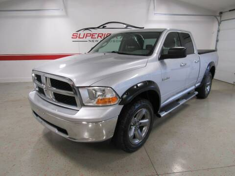 2010 Dodge Ram Pickup 1500 for sale at Superior Auto Sales in New Windsor NY