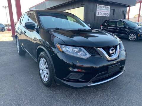 2016 Nissan Rogue for sale at JQ Motorsports East in Tucson AZ