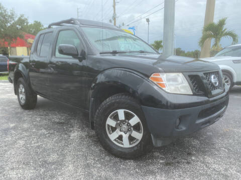2010 Nissan Frontier for sale at Coastal Auto Ranch, Inc. in Port Saint Lucie FL