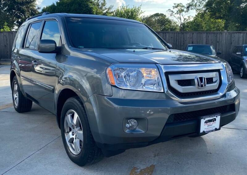 2009 Honda Pilot for sale at DYNAMIC AUTO GROUP in Houston TX