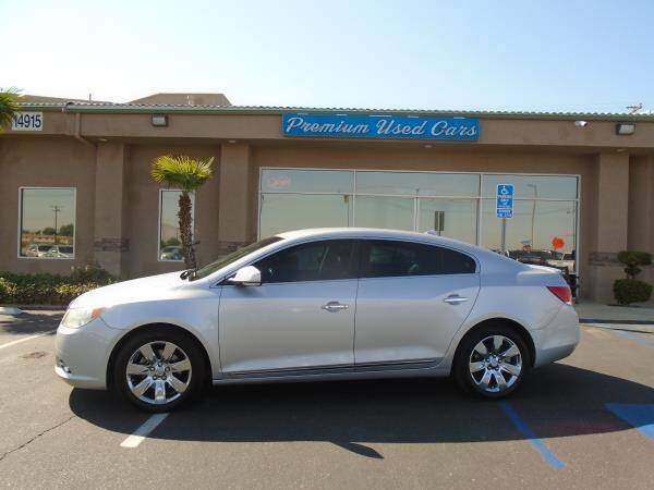 2012 Buick LaCrosse for sale at Family Auto Sales in Victorville CA