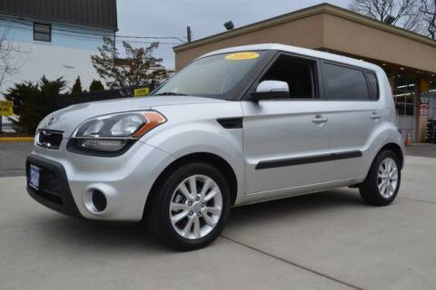 2012 Kia Soul for sale at Father and Son Auto Lynbrook in Lynbrook NY
