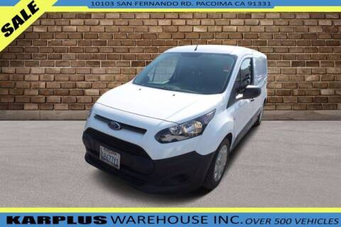 2017 Ford Transit Connect Cargo for sale at Karplus Warehouse in Pacoima CA