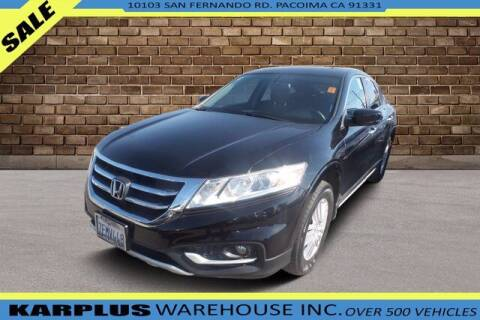 2014 Honda Crosstour for sale at Karplus Warehouse in Pacoima CA