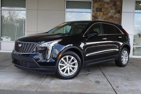 2019 Cadillac XT4 for sale at Griffin Mitsubishi in Monroe NC