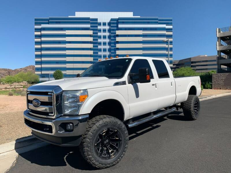 2016 Ford F-250 Super Duty for sale at Day & Night Truck Sales in Tempe AZ