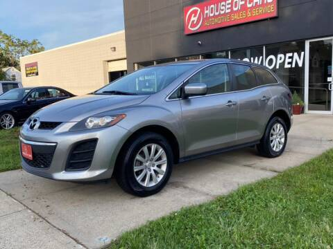 2010 Mazda CX-7 for sale at HOUSE OF CARS CT in Meriden CT