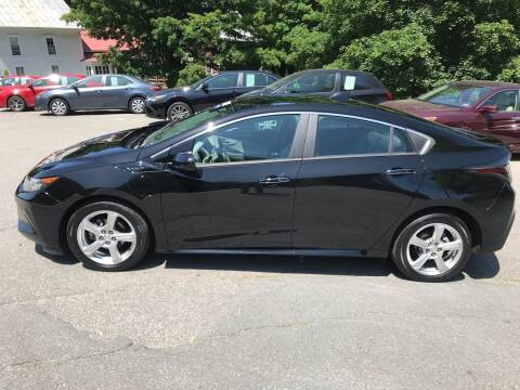 2017 Chevrolet Volt for sale at MICHAEL MOTORS in Farmington ME