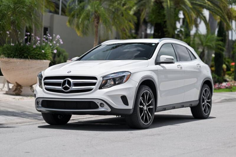 2016 Mercedes-Benz GLA for sale at EURO STABLE in Miami FL