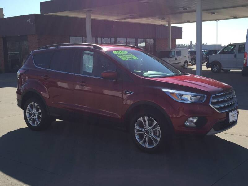 2018 Ford Escape SE 4dr SUV - Urbandale IA