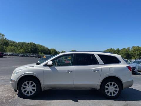 2011 Buick Enclave for sale at CARS PLUS CREDIT in Independence MO