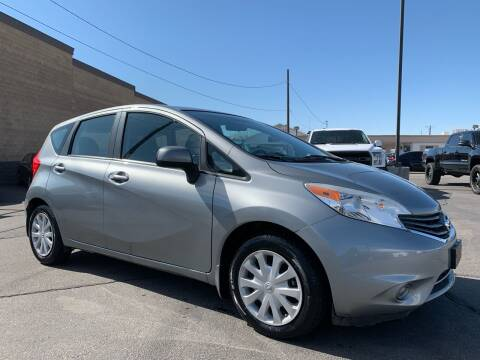 2014 Nissan Versa Note for sale at Ultimate Auto Sales Of Orem in Orem UT