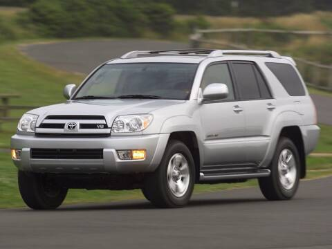 2004 Toyota 4Runner for sale at Hi-Lo Auto Sales in Frederick MD