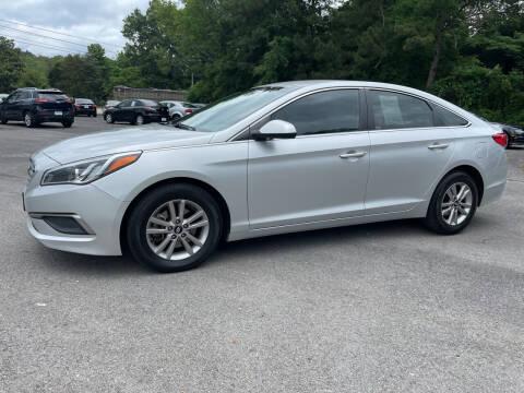 2016 Hyundai Sonata for sale at Adairsville Auto Mart in Plainville GA