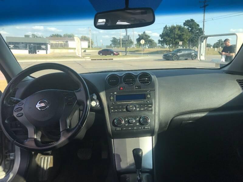 2010 Nissan Altima 2.5 SL 4dr Sedan - Lawton OK