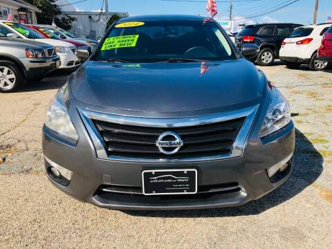 2014 Nissan Altima for sale at Cape Cod Cars & Trucks in Hyannis MA
