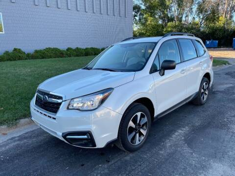 2018 Subaru Forester for sale at ACE IMPORTS AUTO SALES INC in Hopkins MN