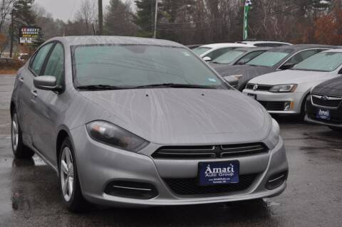 2015 Dodge Dart for sale at Amati Auto Group in Hooksett NH