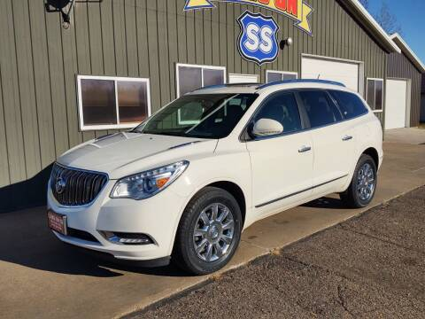 2014 Buick Enclave for sale at CARS ON SS in Rice Lake WI