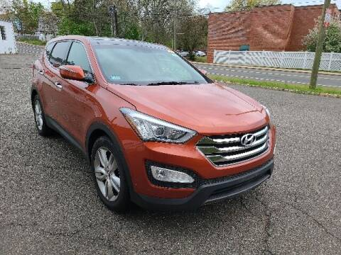 2013 Hyundai Santa Fe Sport for sale at BETTER BUYS AUTO INC in East Windsor CT