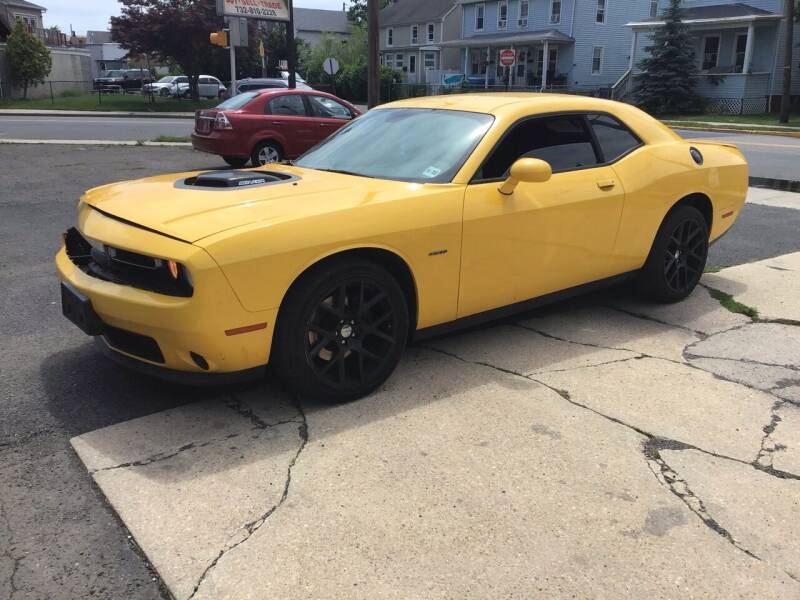 2017 Dodge Challenger for sale at Bromax Auto Sales in South River NJ