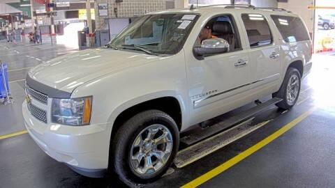 2012 Chevrolet Suburban for sale at Star Auto Sales in Richmond VA