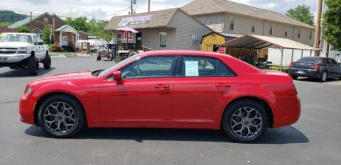 2016 Chrysler 300 for sale at Ritz Auto Sales, LLC in Paintsville KY