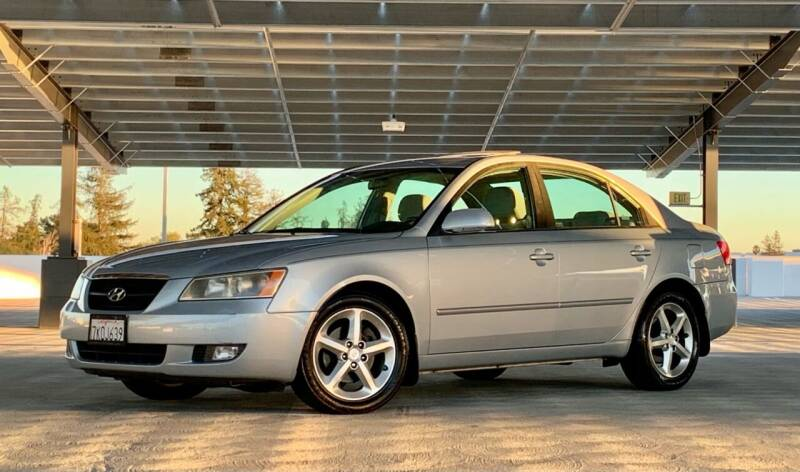 2007 Hyundai Sonata for sale at Car Hero LLC in Santa Clara CA