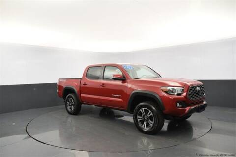 2020 Toyota Tacoma for sale at Tim Short Auto Mall in Corbin KY