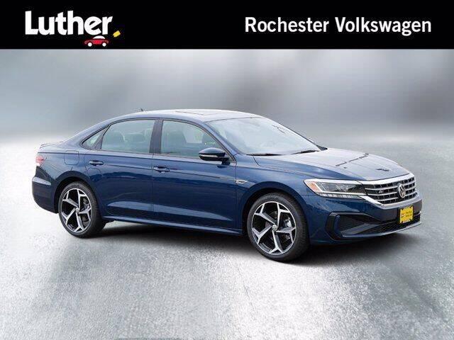 2021 Volkswagen Passat for sale in Rochester, MN