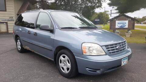 2005 Ford Freestar for sale at Shores Auto in Lakeland Shores MN