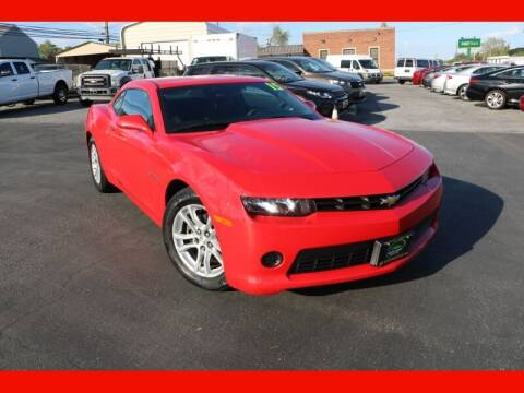 2015 Chevrolet Camaro for sale at AUTO POINT USED CARS in Rosedale MD