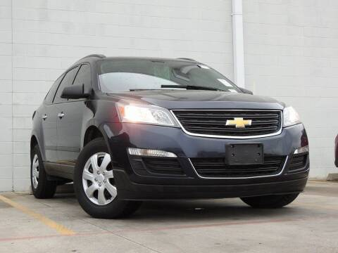 2015 Chevrolet Traverse for sale at Joe Myers Toyota PreOwned in Houston TX