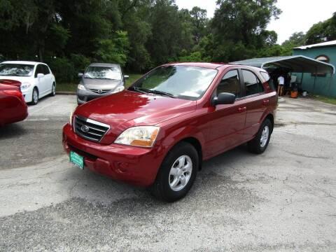 2008 Kia Sorento for sale at S & T Motors in Hernando FL