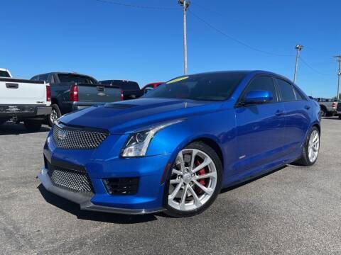 2017 Cadillac ATS-V for sale at Superior Auto Mall of Chenoa in Chenoa IL